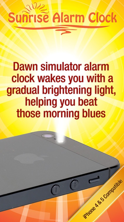 Sunrise Alarm Clock – Dawn Simulator screenshot-0