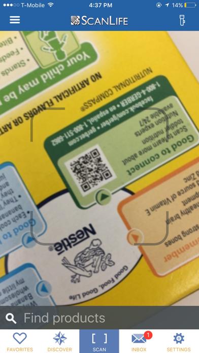 ScanLife Barcode & QR Reader screenshot three