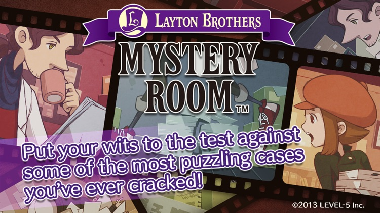 LAYTON BROTHERS MYSTERY ROOM screenshot-0