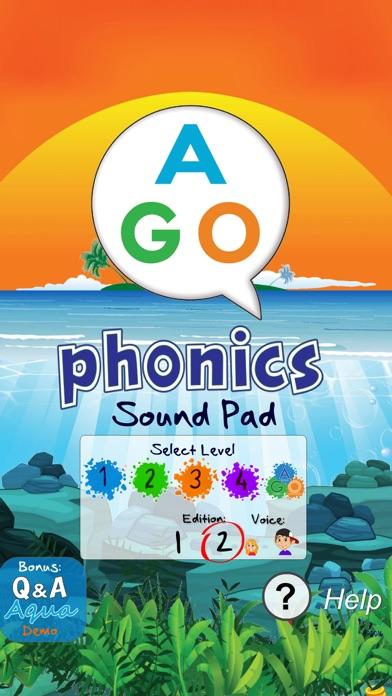 AGO Phonics Sound Pad Premiumのおすすめ画像1