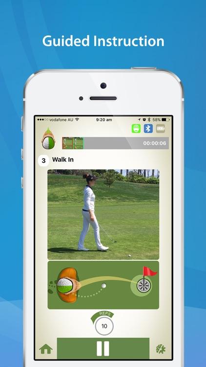 FocusBand NeuroSkill - Golf