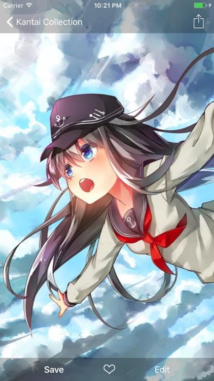 Anime Wallpaper - Anime Quiz & UHD ACG Wallpapers screenshot-3