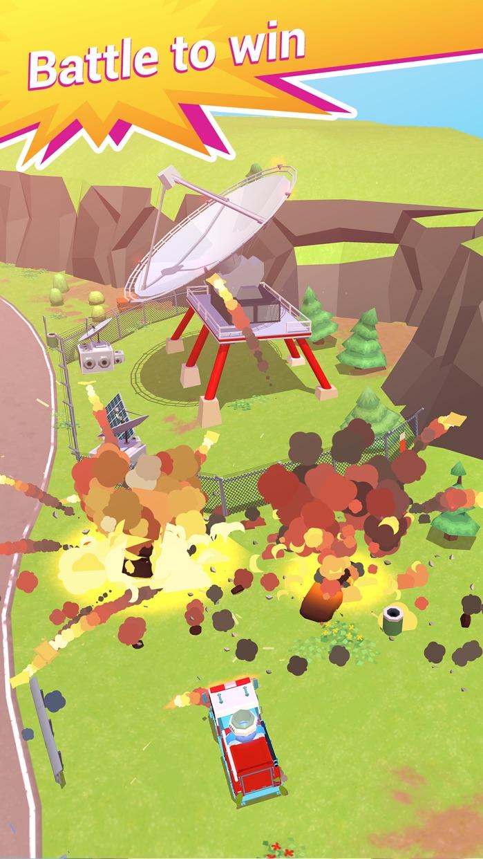 Crash Club Screenshot