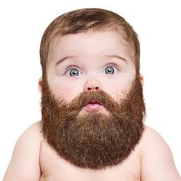 BeardMoji Stickers
