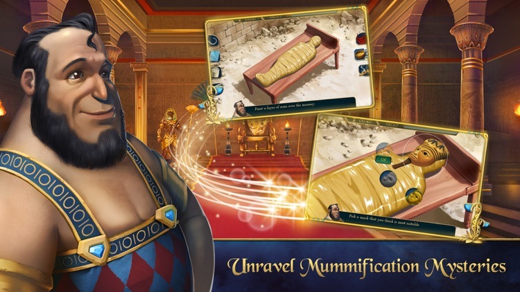 Ancient Secrets of the Mummy screenshot-1