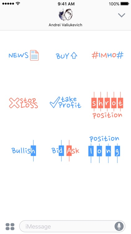 Which Trend? – Stickers for Traders