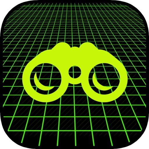 Night Vision - Nocturnal Camera filter