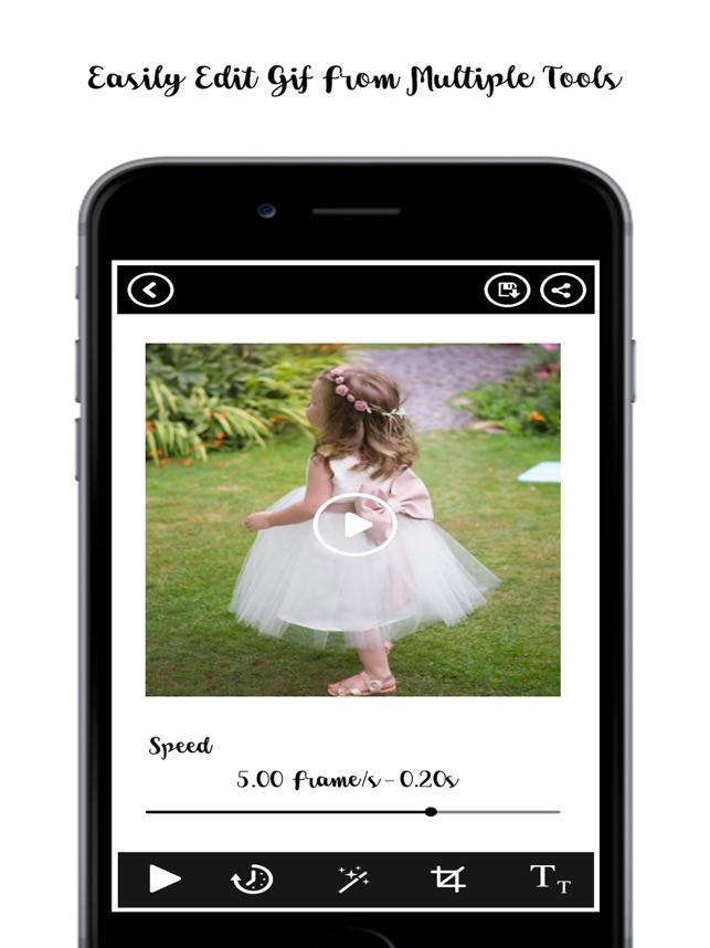 صانع جيف: صور ل جيف su App Store