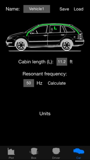 Subwoofer Box Calculator >> Woofer Box Calculator On The App Store