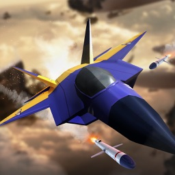 Air Force Pilot Training–F18 Jet Flying Simulator