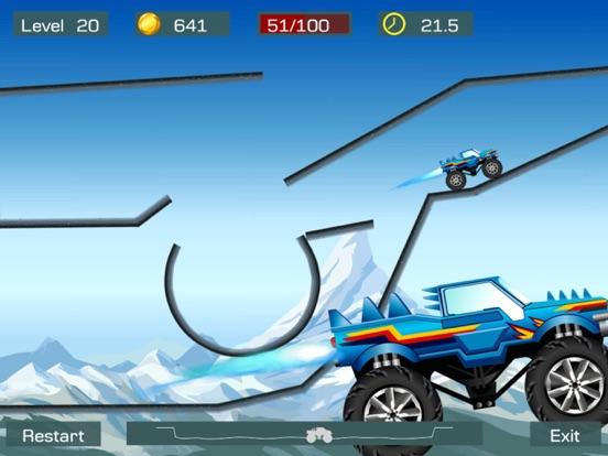 Screenshot #6 pour Monster Stunts