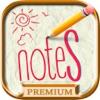 速记笔记事本备忘录(附图片功能日记云笔记速写便签办公提醒notes) - 高级版