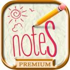 速记笔记事本备忘录(附图片功能日记云笔记速写便签办公提醒notes) - 高级版 icon