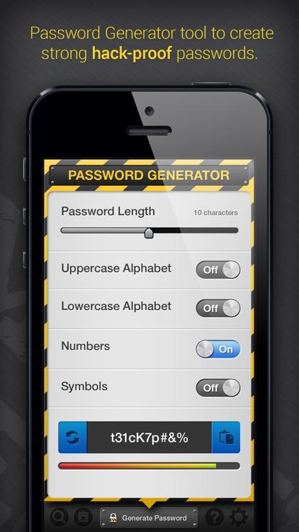 Vault - Secure Secret & Private Password Manager screenshot-4