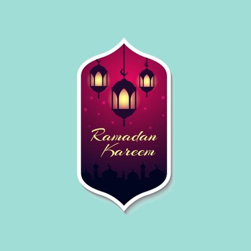 Ramadan Kareem Stickers