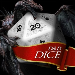 Dice roller for D&D