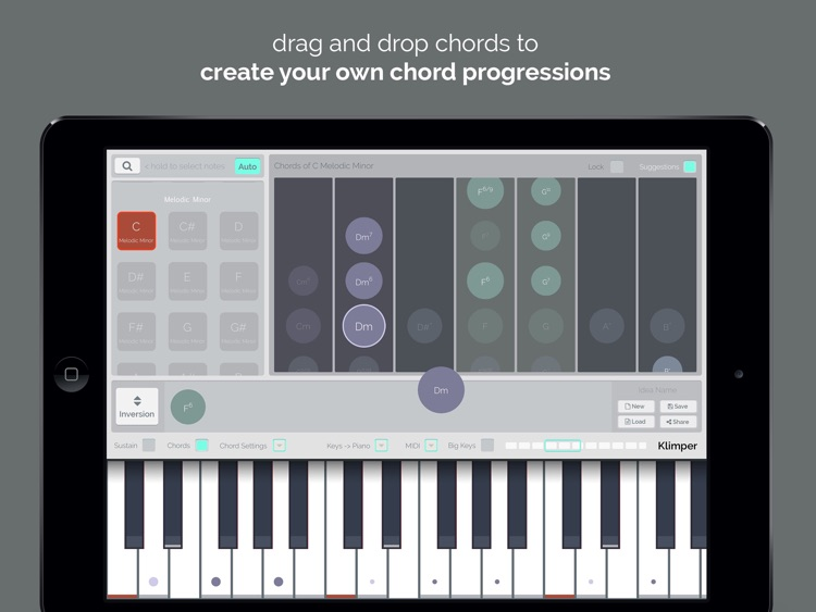 kord - Find Chords and Scales