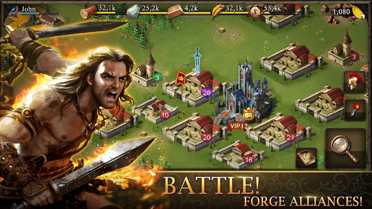 Age of Warring Empire screenshot-3