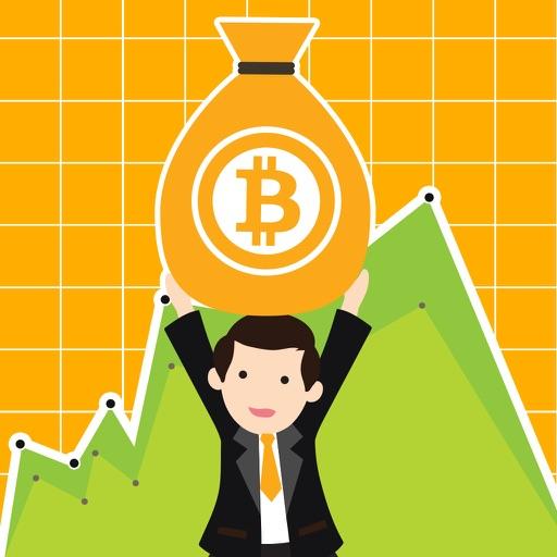BITCOMOJI - Bitcoin Mining BTC Emoji Stickers