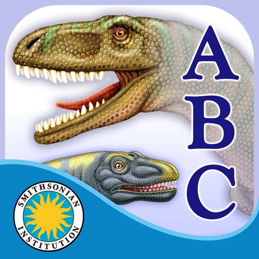Alphabet of Dinosaurs - Smithsonian Alphabet Books