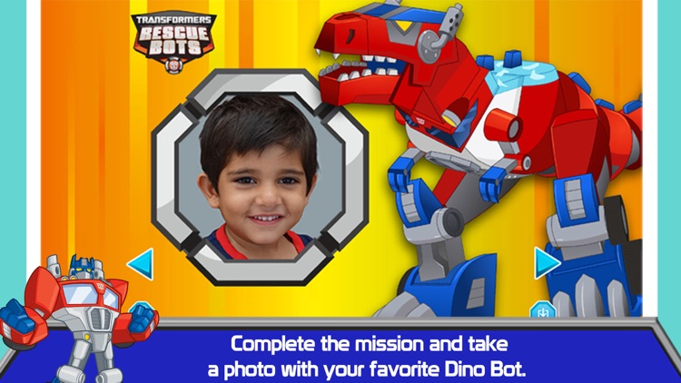 Transformers Rescue Bots: Dino Island screenshot-4
