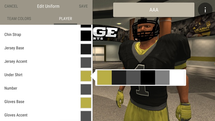 GoArmy Edge Football screenshot-4