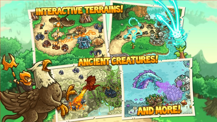 Kingdom Rush Origins screenshot-4