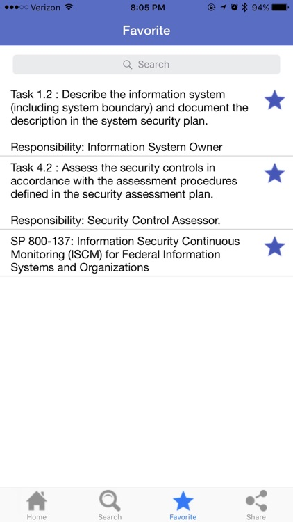 Risk Management Framework RMF screenshot-3