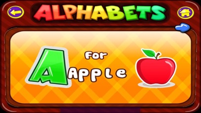 Kids Alphabet Games Pro screenshot 3