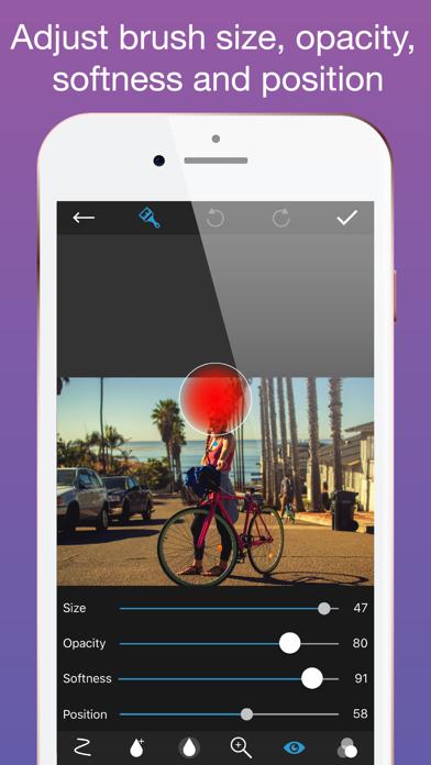 QuickBlur - Blur Photo Background Editor screenshot three