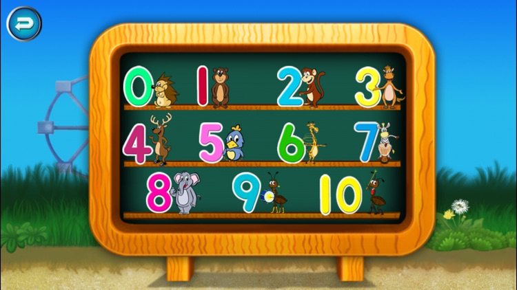 Circus Math School- Toddler & Kids Learning Games