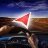 HUD navigation - iPhoneアプリ