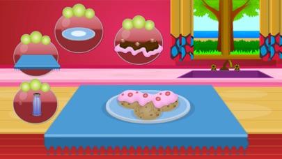Delicious Caramel Cookies-Food Making Game screenshot four