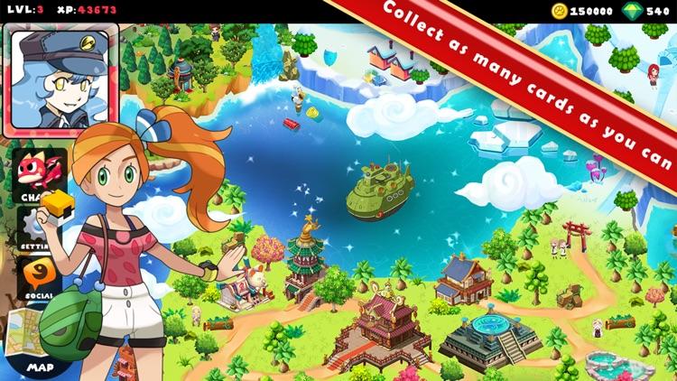 Cutie Monsters Battle Arena screenshot-4