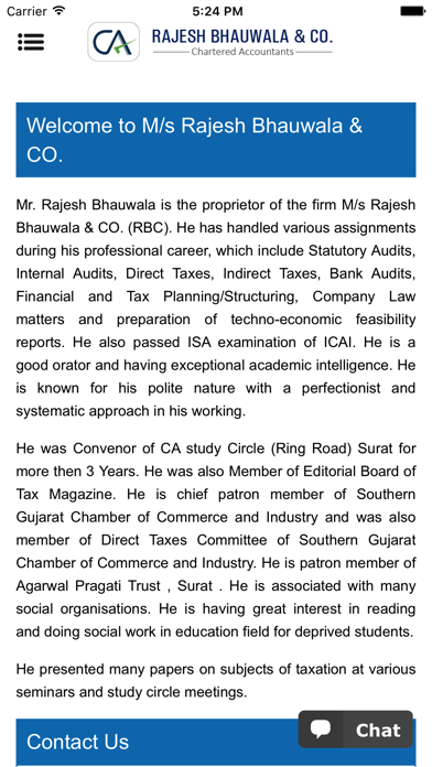 Rajesh Bhauwala & CO screenshot three