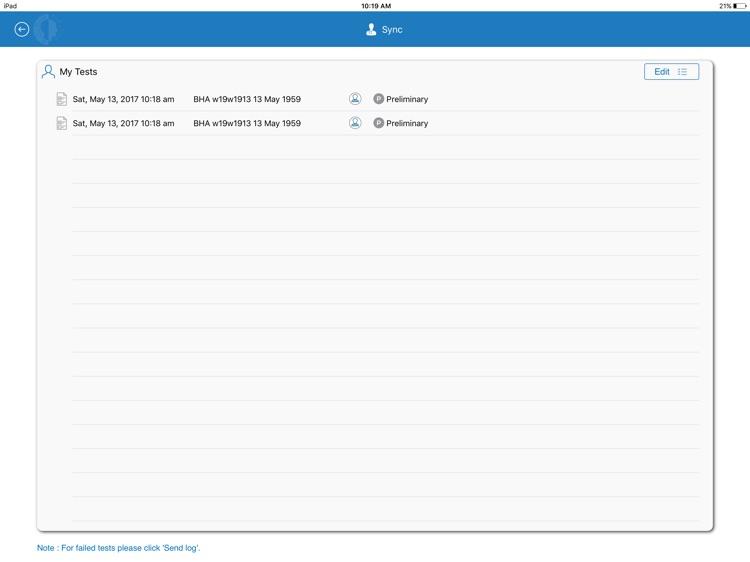 MoCA App screenshot-4