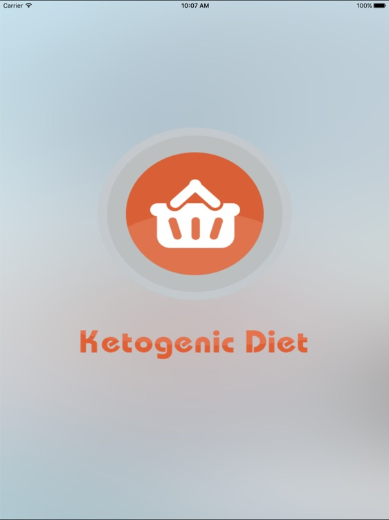 Ketogenic Diet Grocery List - Suitable for Diet screenshot-0