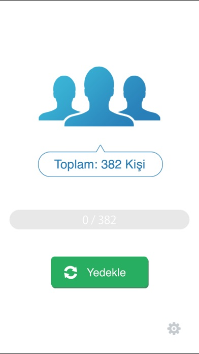 Screenshot for My Contacts Backup Pro in Turkey App Store