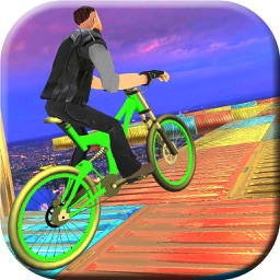 Impossible Tracks Bicycle Rider: Stunt Driver 2017