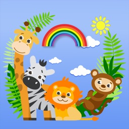 Image of: Pictures Appadvice Animals Zoo Easy Drawing And Painting For Kids By Kin Nguyen