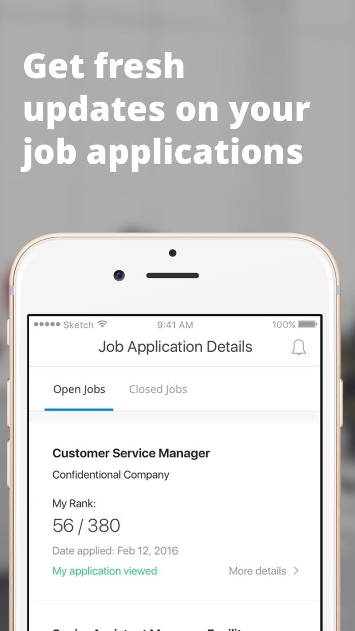 Bayt.com Job Search Screenshot