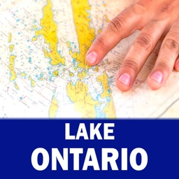 Lake Ontario – Raster Nautical Charts