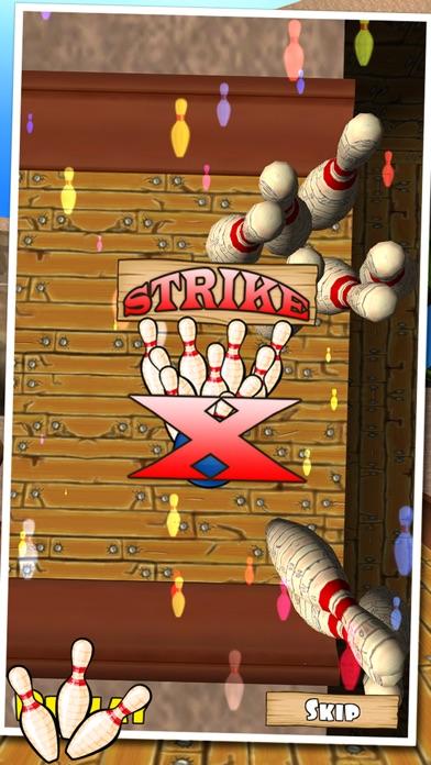 Bowling Western screenshot three