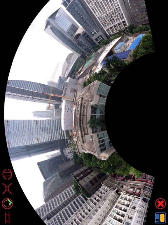 Screenshot #3 for Panorama 360 Camera
