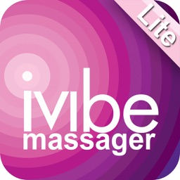 iVibe Vibrating Massager: Vibrate, Massage, Soothe