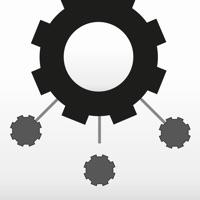 Codes for Cogwheels BW : black & white rotating gear wheel Hack