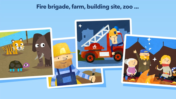 Fiete Puzzle - Learning games