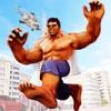 Incredible Super Hero Monster