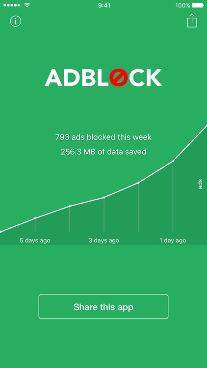 Adblock Mobile — best Ad Blocker to block ads screenshot-3