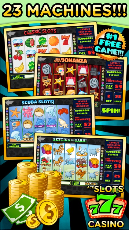 Ace Slots Casino screenshot-1